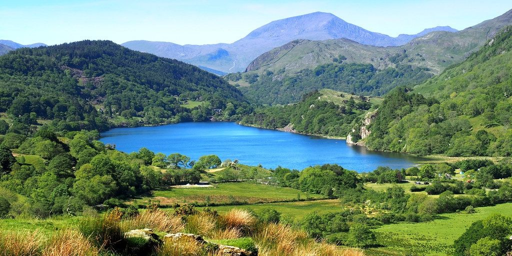 snowdonia national parks wales