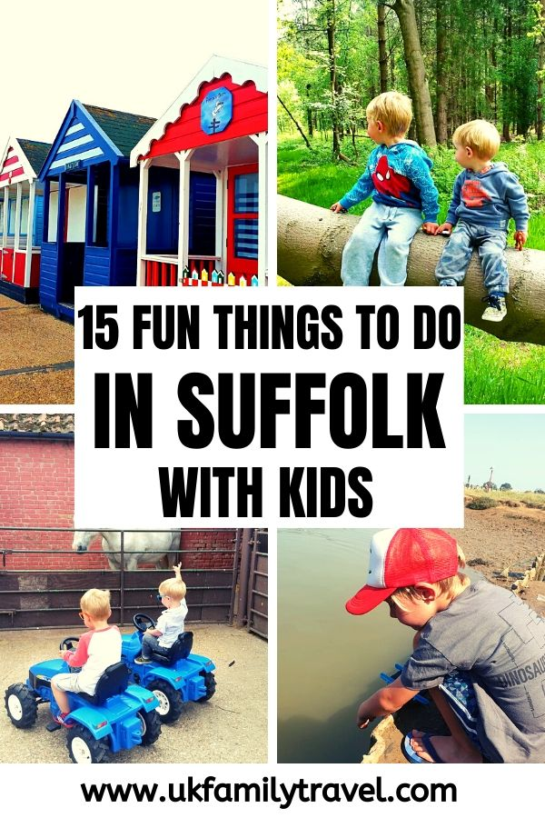 15 Fun Things to do in Suffolk With Kids