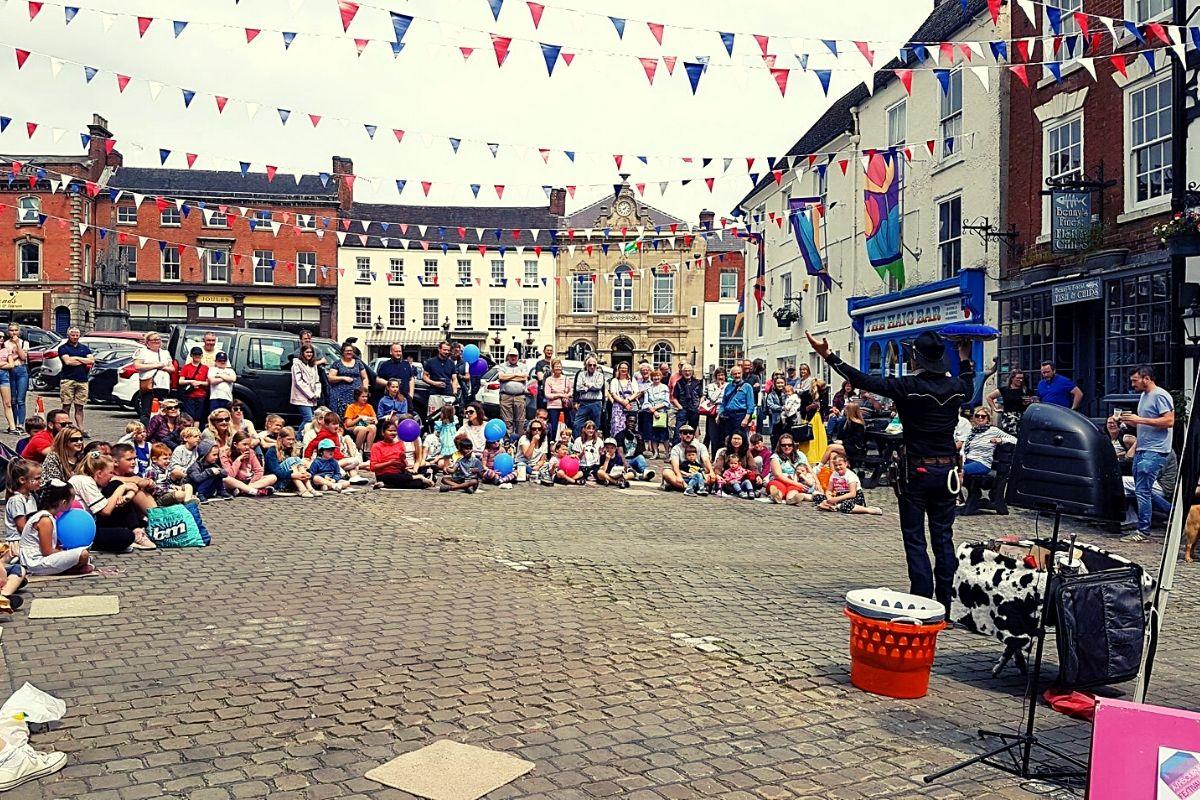 Ashbourne Festival