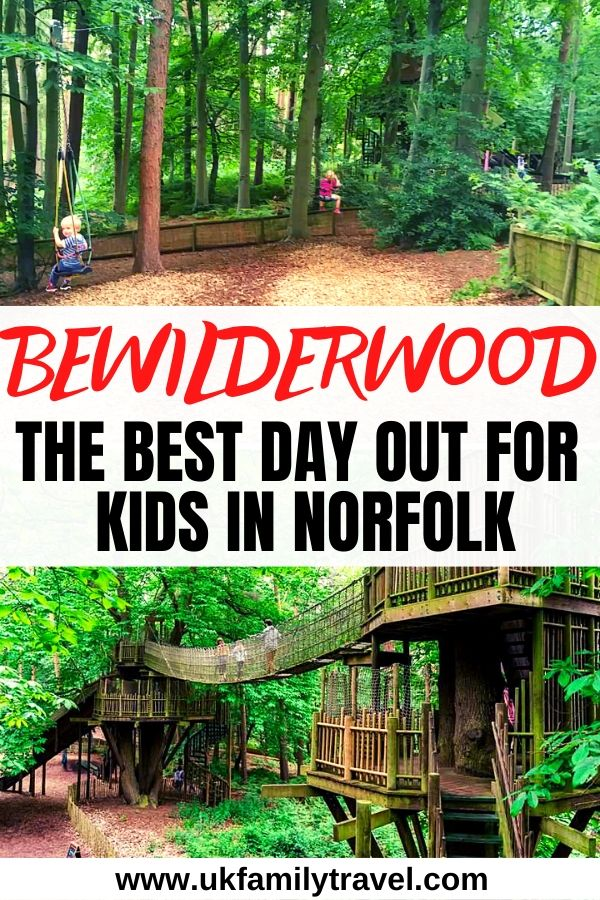 Bewilderwood The Best Day out for Kids in Norfolk