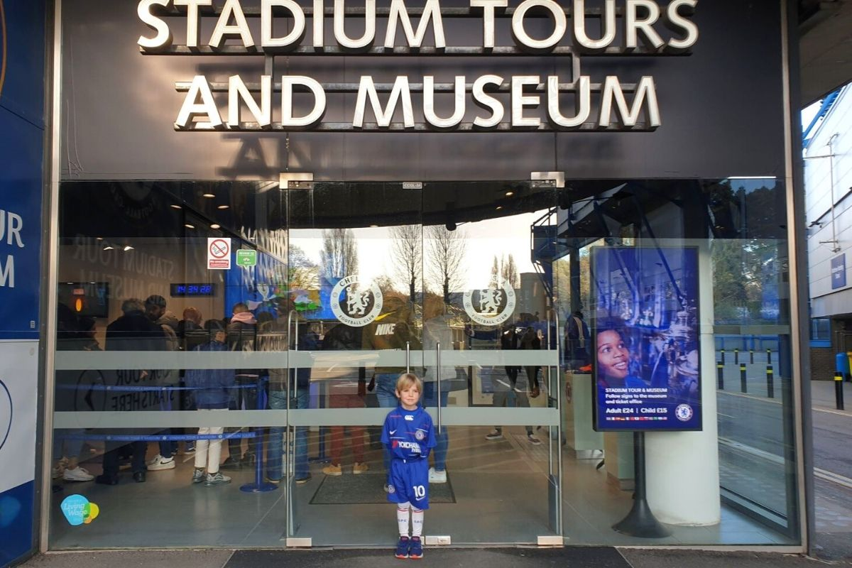 Chelsea Stadium Tours Ticket Office