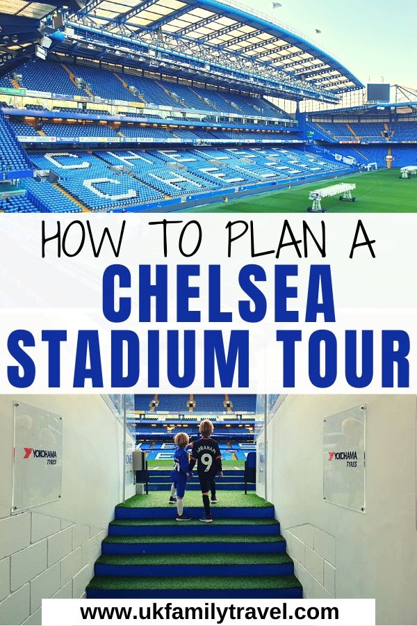 How to Plan a Chelsea Stadium Tour