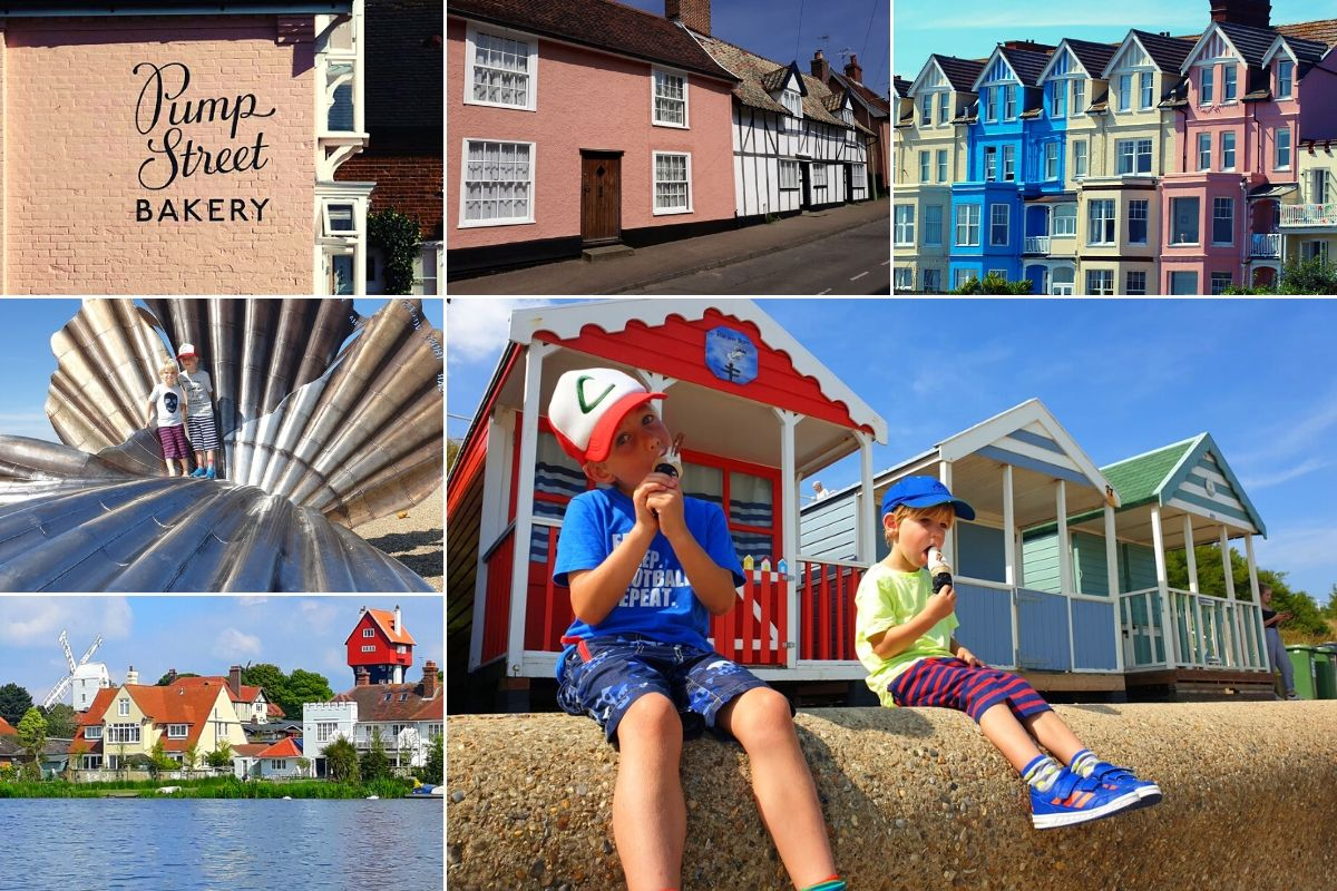 Instagramable places in Suffolk