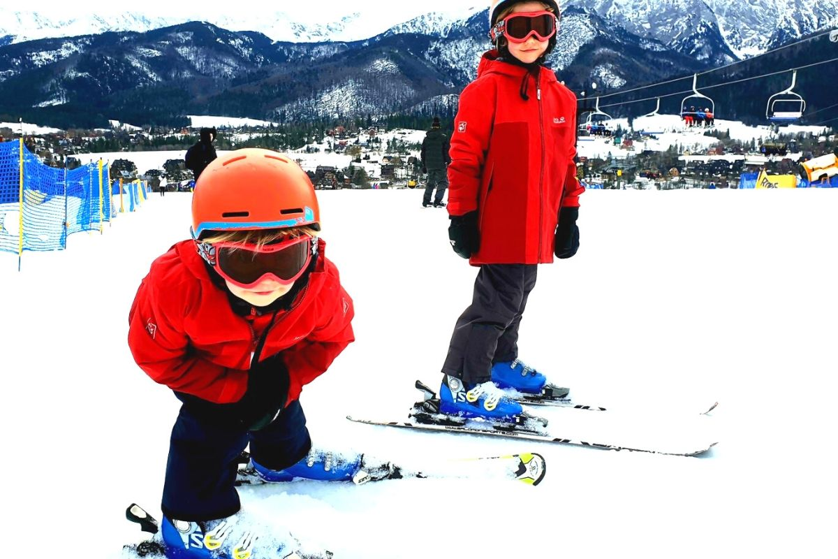 Jack Wolfskin Ski Gear