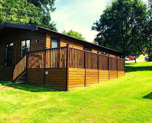 Landal Sandybrook lodge