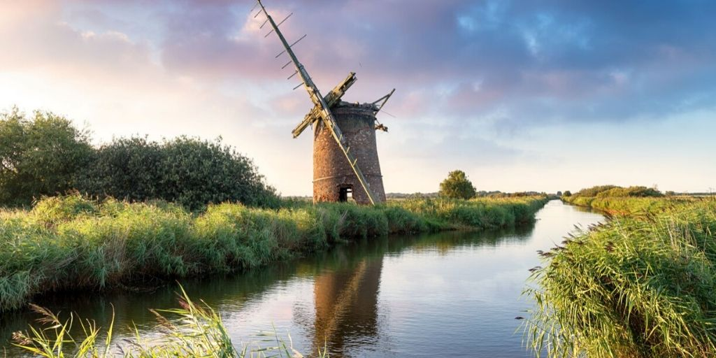 Norfolk Broads National Park