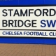 Stamford Bridge Stadium Entrance