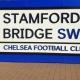 Stamford Bridge Stadium Entrance
