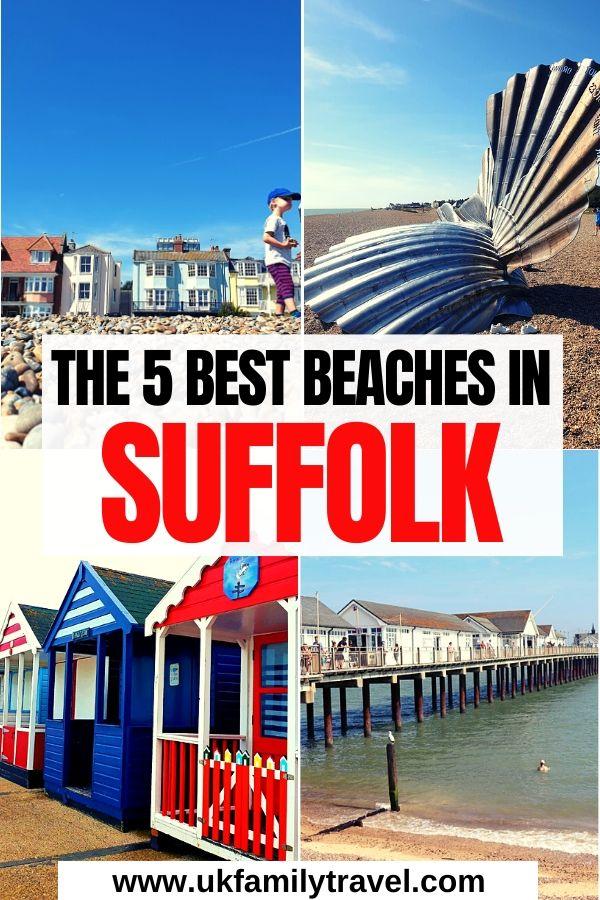 The 5 Best Beaches in Suffolk