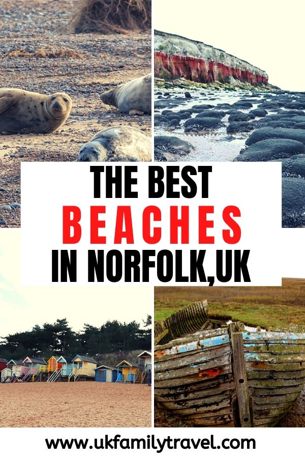 The Best Beaches in Norfolk UK