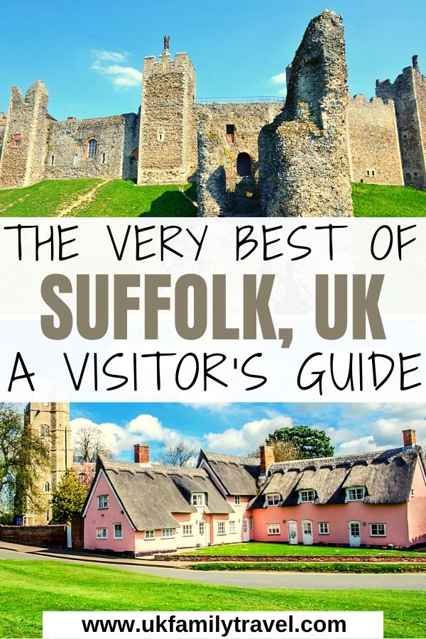The Best of Suffolk - A Visitor's Guide