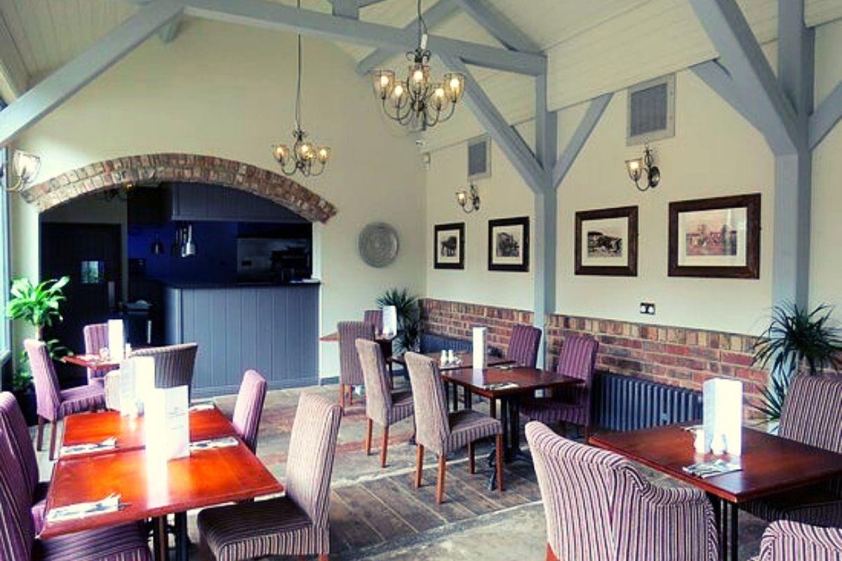 The Coach House restaurant at Landal Sandybrook