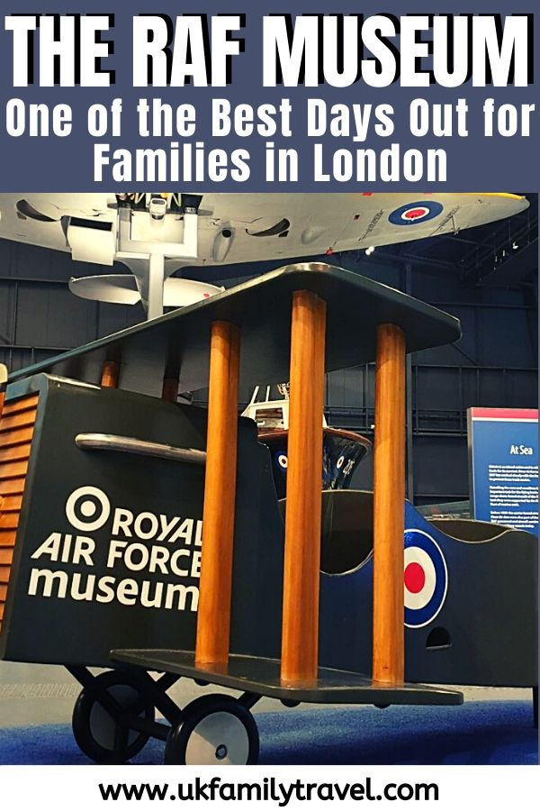 The RAF Museum - One of the Best Days Out for Families in London