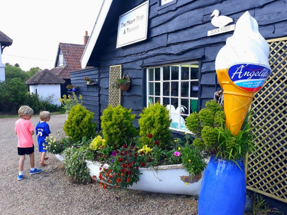 The Thorpeness Meare Shop & Tea Room