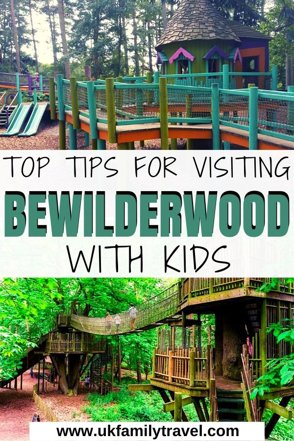 Top Tips for Visiting Bewilderwood with kids