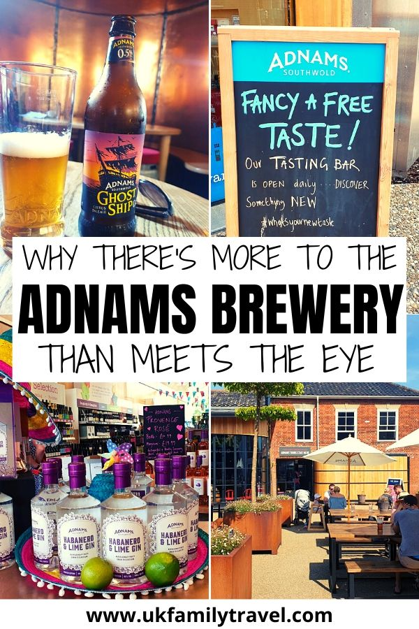 Why there's more to the adnams brewery than meets the eye