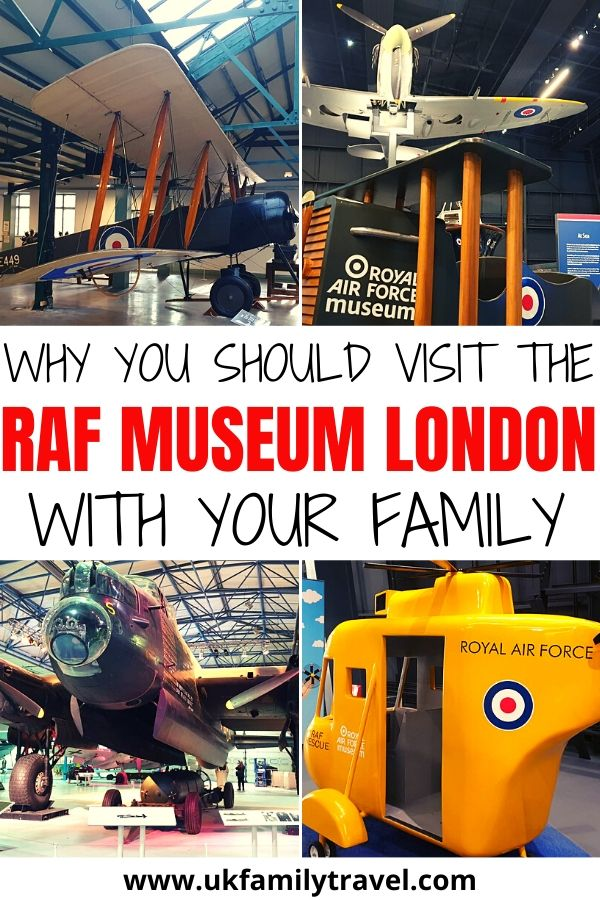 Why you should visit the RAF Museum London with your family