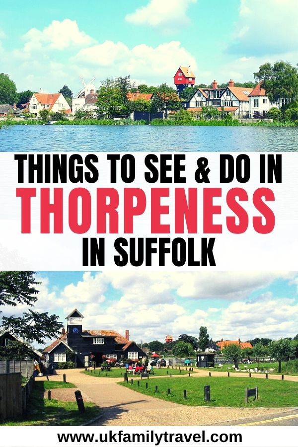 Things to see and do in thorpeness in suffolk