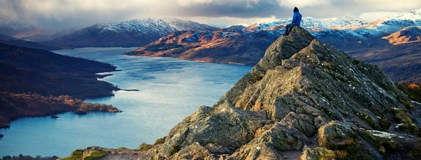 Ben A'an in Loch Lomond & The Trossachs National Park