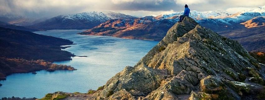 Ben A'an in Loch Lomond & The Trossachs National Park