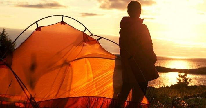 Campsites in Suffolk
